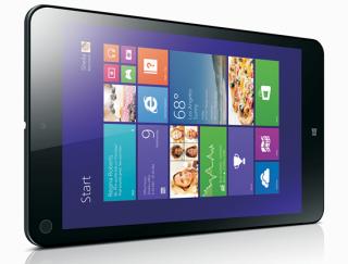 Ներկայացվել է Lenovo ThinkPad 8-ը