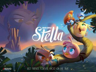 Angry Birds-ի հաջորդ`Stella անունով խաղը կթողարկվի աշնանը