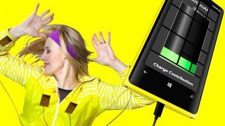 Nokia-սարքավորում, որը պարելու ժամանակ լիցքավորում է հեռախոսը