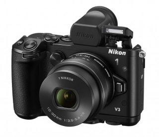 Nikon 1 V3 ֆոտոխցիկը կարող է վայրկյանում 120 կադր նկարել