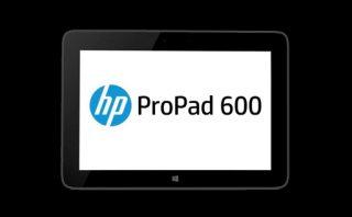 HP ընկերությունը ներկայացրել է ProPad 600 G1 բիզնես-պլանշետը