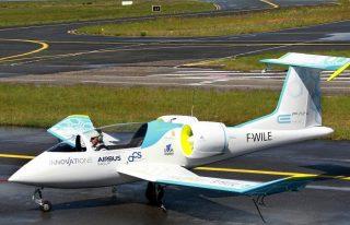 Airbus-ն օդ է բարձրացրել առաջին էլեկտրական ինքնաթիռը