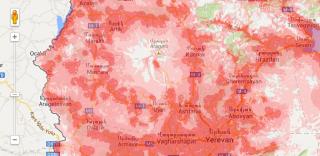 ՎիվաՍել-ՄՏՍ. թողարկվել է ծառայությունների ծածկույթի ինտերակտիվ քարտեզը