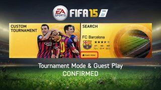Թողարկվել է FIFA 15 խաղը ներկայացնող առաջին տեսանյութը