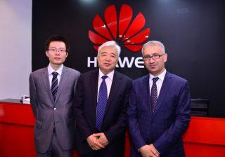 Huawei-ն արդեն պաշտոնապես ներկայացված է Հայաստանում