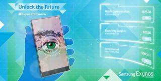 Samsung Galaxy Note 4-ը կարող է զինվել աչքի ծիածանաթաղանթի սկաներով