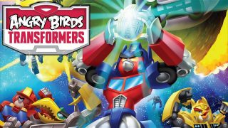 Rovio-ն պատրաստվում է թողարել Angry Birds  Transformers խաղը