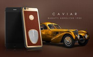 iPhone-ի թանկարժեք տարբերակը նվիրված է Bugatti ավտոմեքենաներին