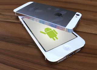 iPhone 5S-ում գործարկվել է Android L օպերացիոն համակարգը