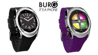Burg 12. SIM-քարտի բնիկով «խելացի» ժամացույց