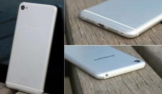 Lenovo S90 Sisley. iPhone 6-ի հերթական Android-նմանակը