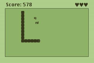 Հաքերը բոլորի կողմից սիրված «Snake» խաղը տեղափոխել է ստեղնաշարի վրա