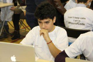 Հայաստանում առաջին անգամ անցկացվեց «Hour of Code» միջազգային միջոցառումը