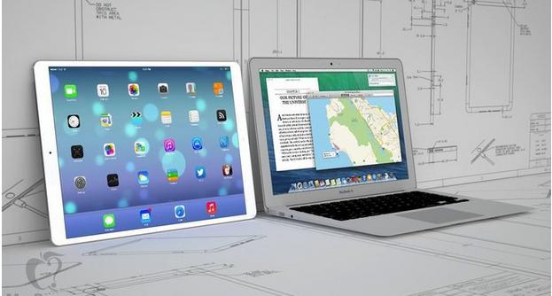 Apple-ը 12,2 դյույմանոց պլանշետ է մշակում