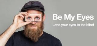 Be My Eyes հավելվածը կույրերին «տեսնելու» հնարավորություն կտա