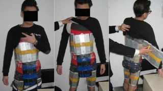 Չինաստանում ձերբակալել են մաքսանենգի, ով 94 iPhone էր տեղափոխում իր մարմնի վրա