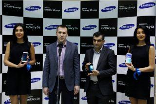 Հայաստանում ներկայացվել է Galaxy S6 նորագույն սմարթֆոնը