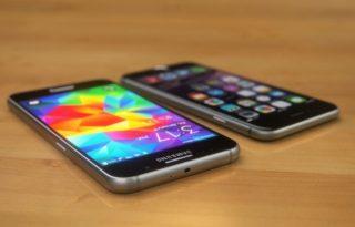 Samsung-ը կրկին առաջ է անցել Apple-ից