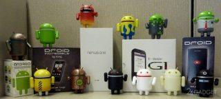Android սմարթֆոնների մոդելների թիվը հասել է 24 000-ի