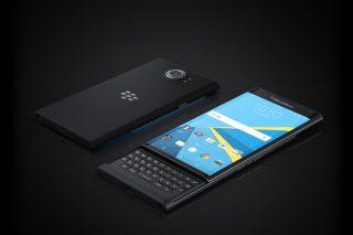 Priv. Android սմարթֆոն BlackBerry-ի կողմից