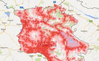ՎիվաՍել-ՄՏՍ. օպերատորի ծածկույթի քարտեզը և տեխնոլոգիաների վերաբերյալ տեղեկությունները հասանելի են հանրությանը