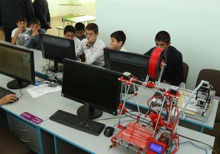 Ucom. «Արմաթ» ինժեներական խմբակ-լաբորատորիաներ` Շիրակի և Արագածոտնի մարզերի մի շարք դպրոցներում