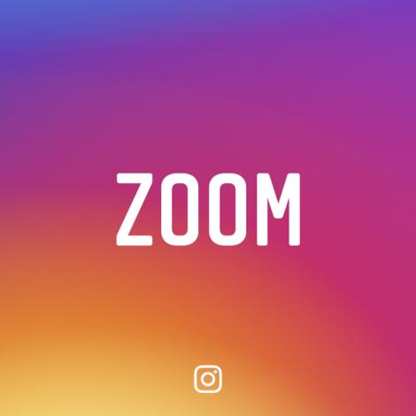 Instagram-ը գործարկել է Zoom գործառույթը