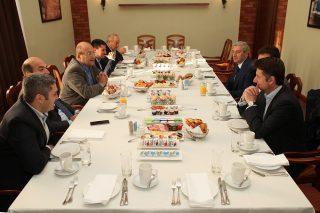Տեղի է ունեցել ՀՀ տրանսպորտի և կապի նորանշանակ նախարարի ու ԻՏՁՄ վարչության անդամների հանդիպումը