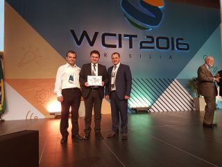 Հայկական նախագծերը WCIT համաժողովում մրցանակի են արժանացել