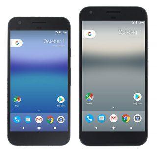 Google կներկայացնի Pixel X և Pixel XL սմարթֆոնները