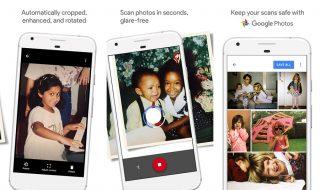 Google PhotoScan հավելվածը կօգնի թայինացնել հին նկարները