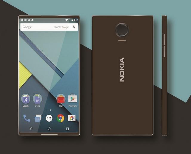 Nokia-ն վերադառնում է սմարթֆոնների շուկա