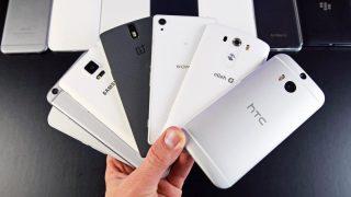 2016թ.-ին աշխարհում վաճառվել է մոտ 1.5 մլրդ սմարֆոն. Առաջատարներն են Samsung-ը և Apple-ը
