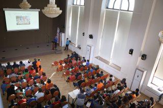 Գյումրիում մեկնարկել է ԴիջիԿոդ կիրառական ծրագրավորման պատանեկան մրցույթը