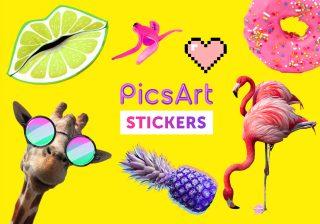 PicsArt-ի 2 մլն սթիքեր հասանելի է iMessage հավելվածի համար