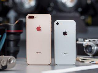 Apple-ը պաշտոնապես ներկայացրեց iPhone 8 և iPhone 8 Plus սմարթֆոնները