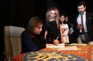 Ռոստելեկոմ. Իվանա Չաբբաքը Հայաստանում՝ վարպետության հատուկ դասընթաց