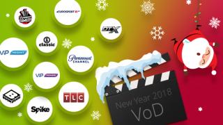 Ucom. Ամանորյա նվեր՝ IP հեռուստատեսության բոլոր բաժանորդների համար