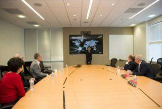 Արմեն Սարգսյանը ԱՄՆ-ում հանդիպել է ՏՏ ոլորտի հայ և օտարազգի մասնագետների հետ