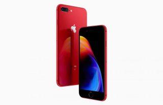 Apple-ը թողարկել է կարմիր գույնի iPhone 8 և iPhone 8 Plus սմարթֆոններ