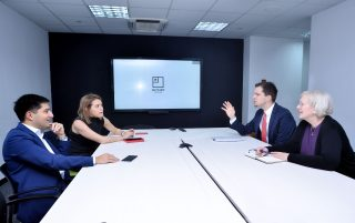 WCIT 2019. Գերմանիան կմասնակցի Հայաստանում անցկացվելիք ՏՏ համաշխարհային համաժողովին