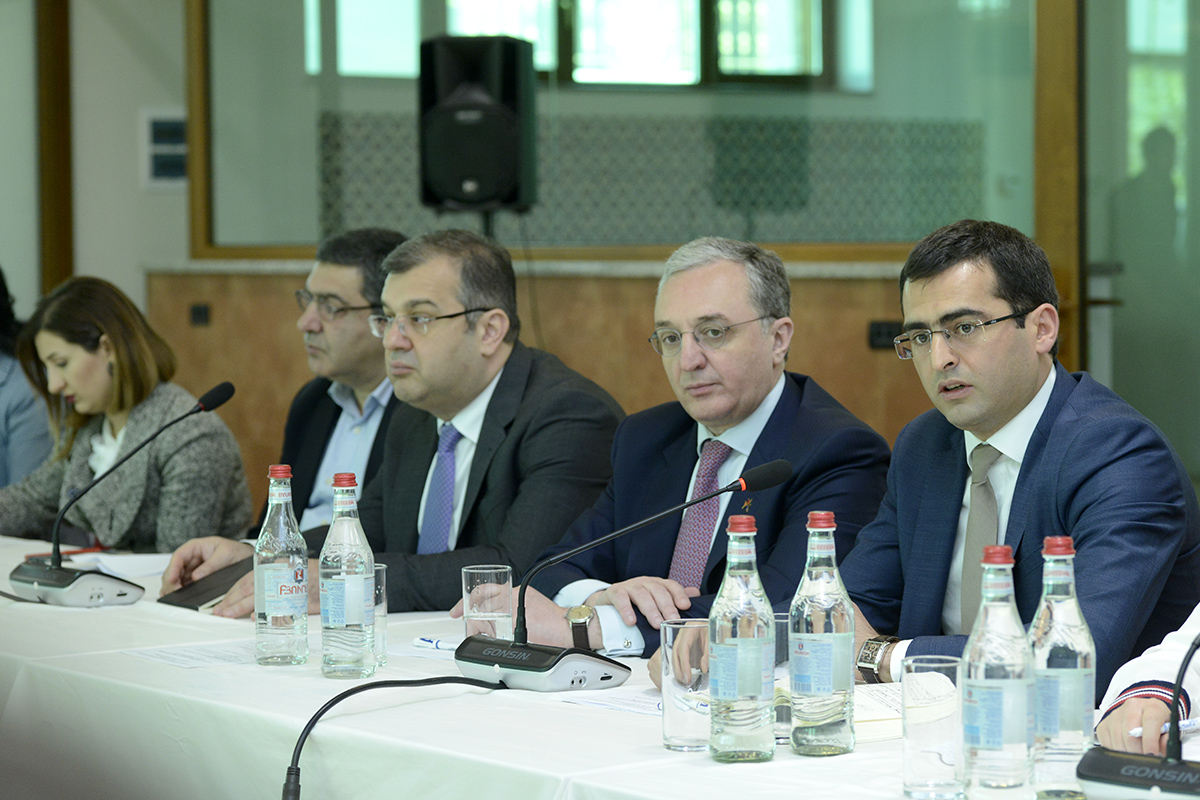ՏՏ ոլորտը Հայաստանի արտաքին քաղաքականության գերակայություն է