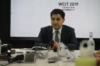 Արհեստական բանականություն, բլոքչեյն, «կանաչ» տեխնոլոգիաներ․ «WCIT 2019»-ում կքննարկվեն ամենաարդիական թեմաները