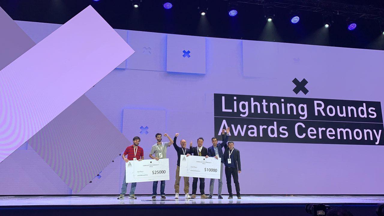 Beeline ստարտափ ինկուբատորի 5-րդ շրջափուլի ռեզիդենտները ներդրում և մրցանակներ են ստացել