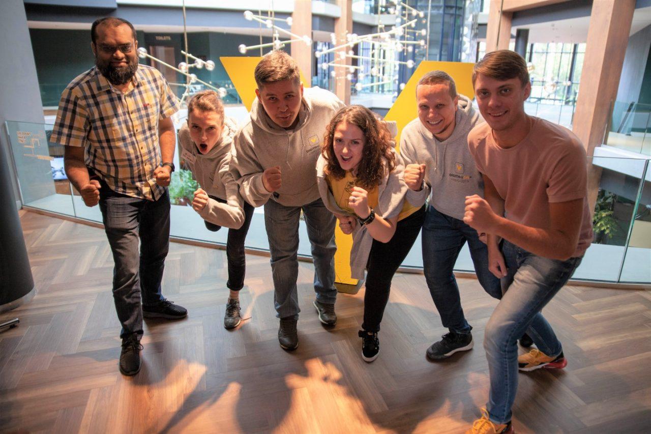 Beeline-ի աշխատակիցները ՎԵՈՆ խմբի գլոբալ Digithon-ի հաղթողների ցանկում են