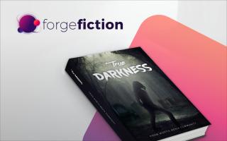 ForgeFiction-ի առաջին գիրքը Amazon.com-ում է