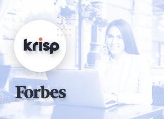 Հայկական Krisp-ն ընդգրկվել է Fobes-ի «Cloud 100 Rising Star» ցուցակում