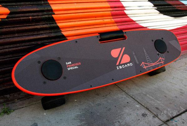 Zboard-ը սկսել է ինքնագնաց էլեկտրական սքեյթերի մասսայական արտադրությունը