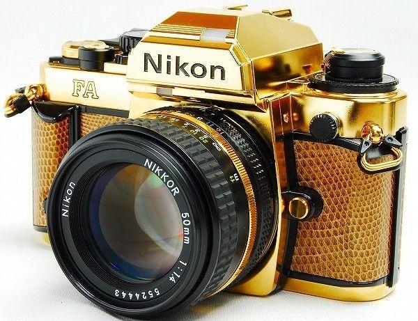 «Ոսկե» ֆոտոխցիկ Nikon-ից