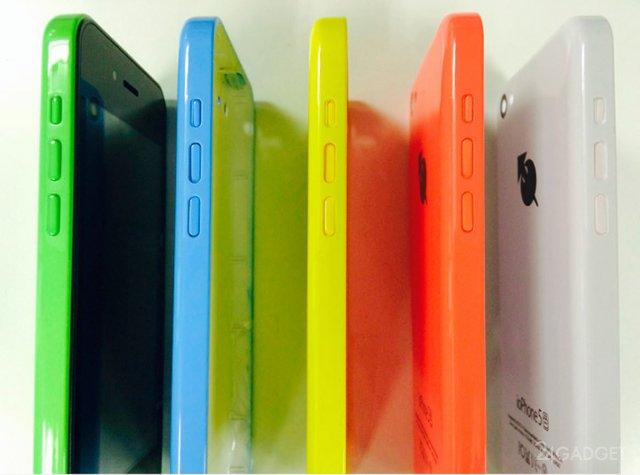 Ճապոնացիներն առաջ են անցել չինացիներից և «կլոնավորել» iPhone 5C-ն